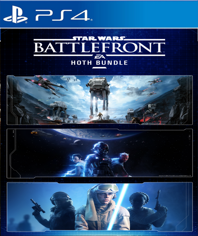 Star Wars Battlefront: Hoth Bundle