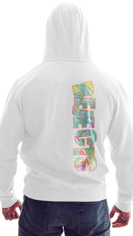 Rejects Hoodie (White)