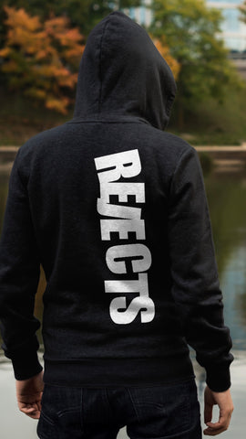 Rejects Hoodie (Black)