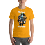 Real Muzic Limited Edition Tee (Gold)