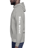Music Happy Meal Hoodie (Gray)