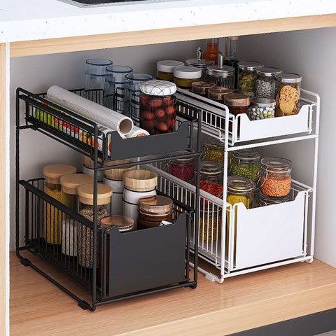 Shelf Drawer Storage