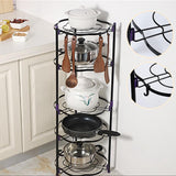 3/5 Tier Kitchen Rack