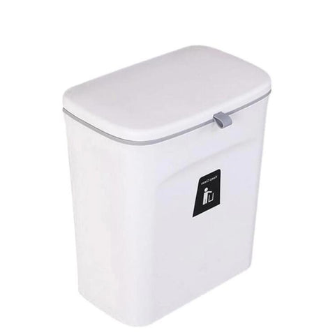 Rubbish Bin with Lid