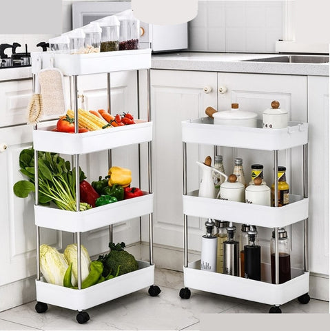 Storage Rack Trolley