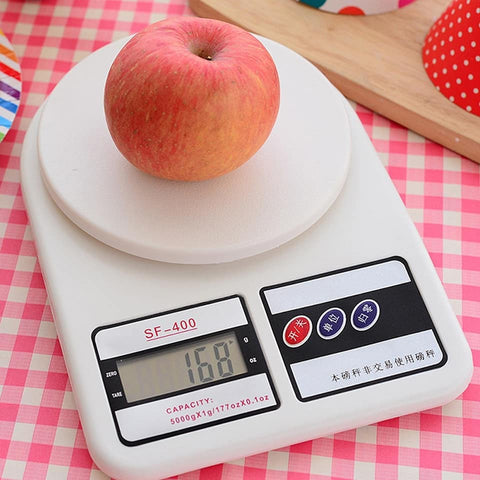 Kitchen Food Weight Scale