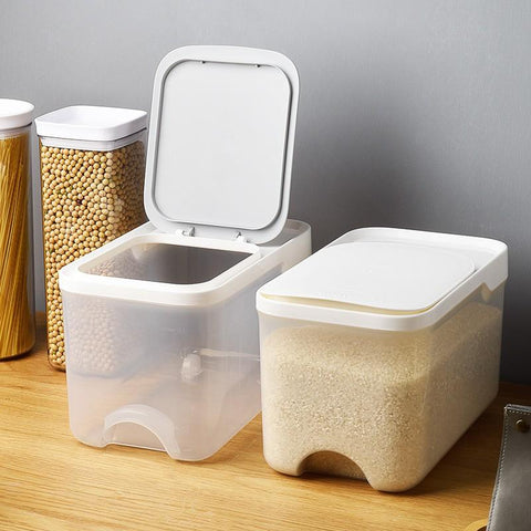 Storage Rice Dispenser