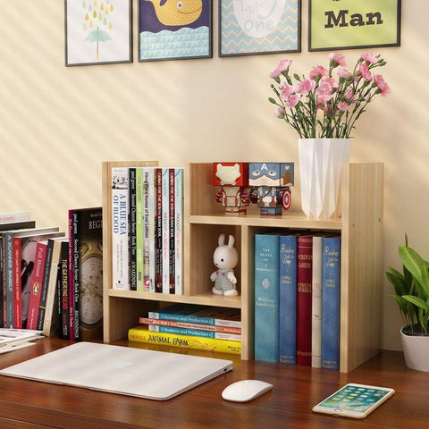 Adjustable Book Shelf