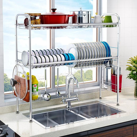 Draining Sink Dish Rack
