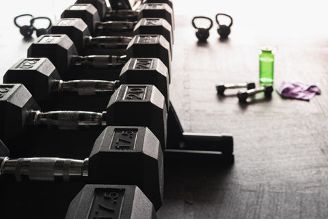 single dumbbell workout