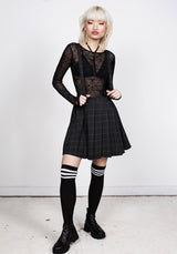 Trinity Suspender Skirt
