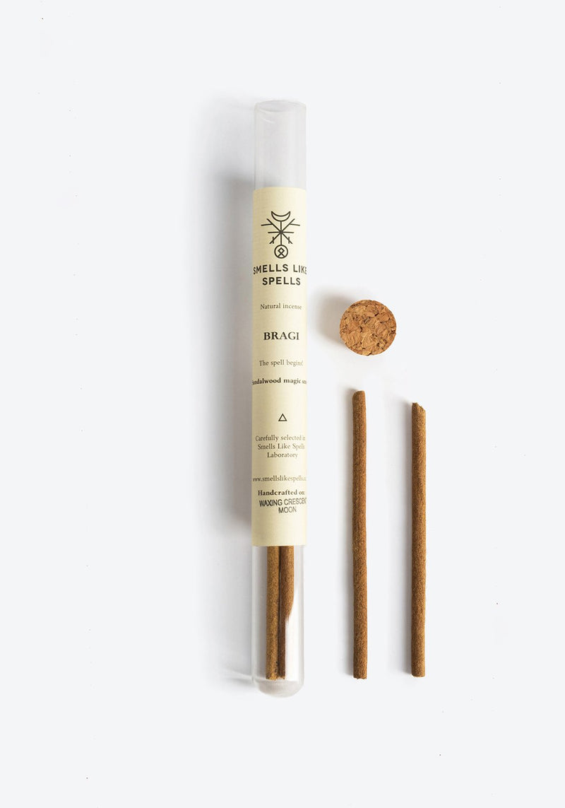 Smells Like Spells - Natural Incense - Bragi