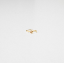 Load image into Gallery viewer, Rose Gold Druzy Ring
