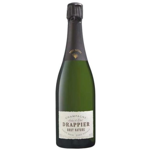 Champagne Drappier - Brut Nature zéro dosage - Blanc