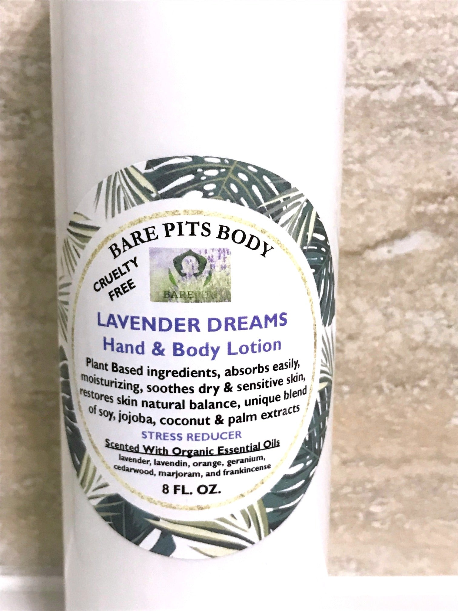 Vegan & Cruelty Free Body Lotion