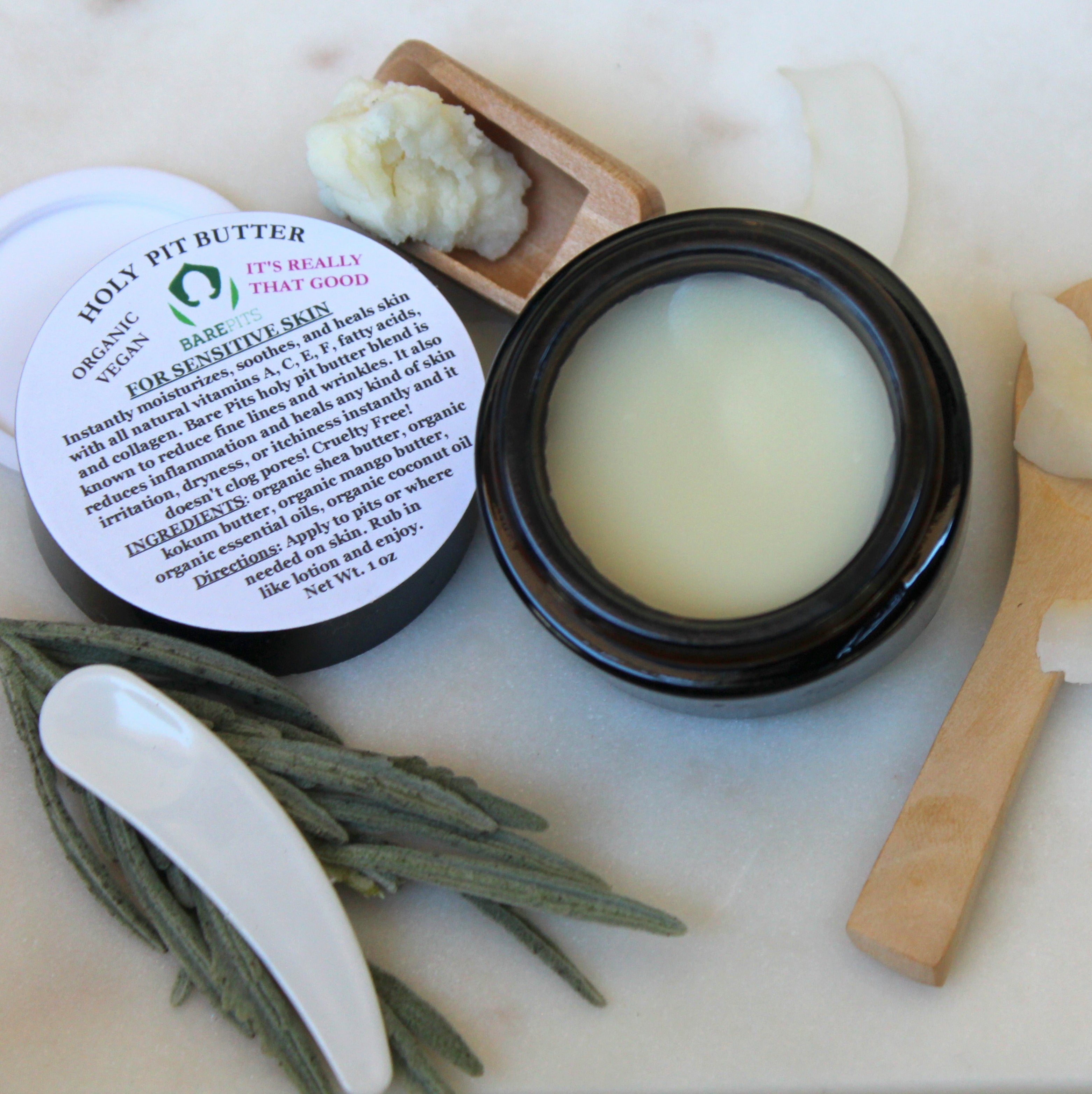 Natural Body Butter