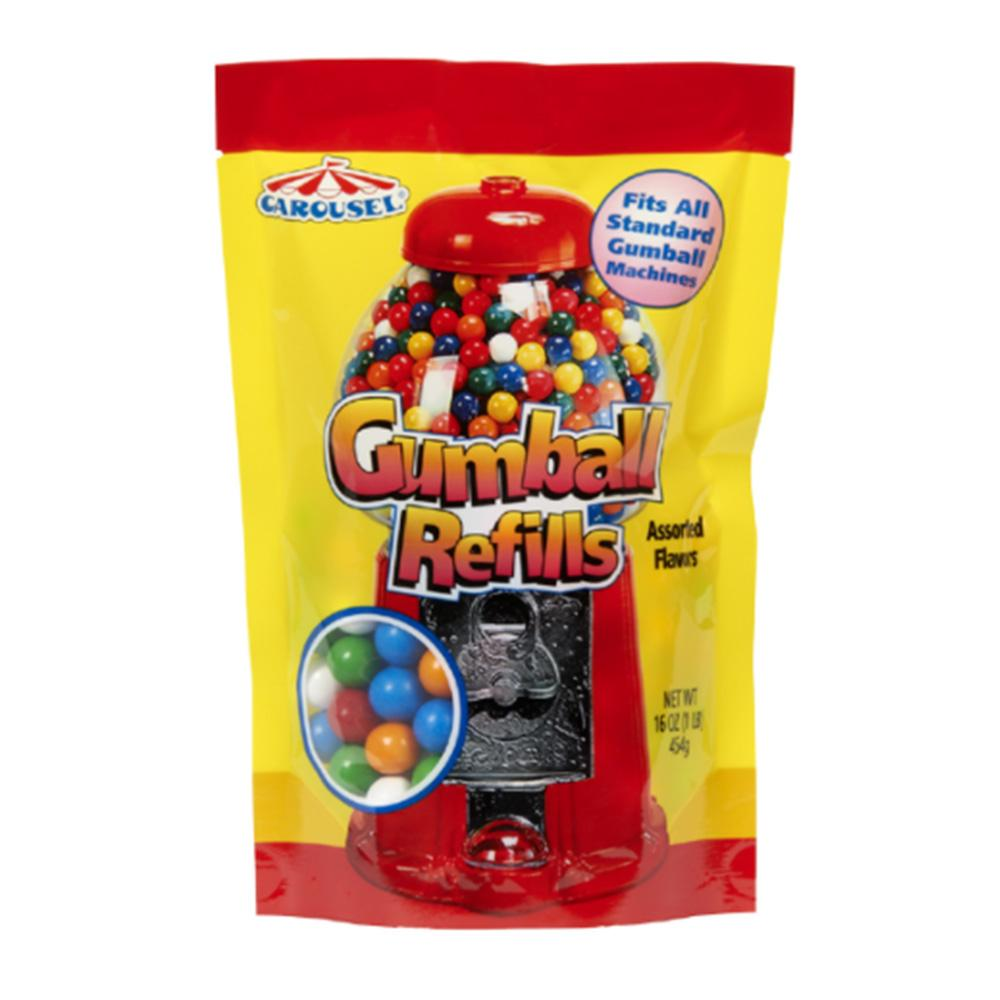 Ford Gumballs Resealable Bag: 16oz 12ct