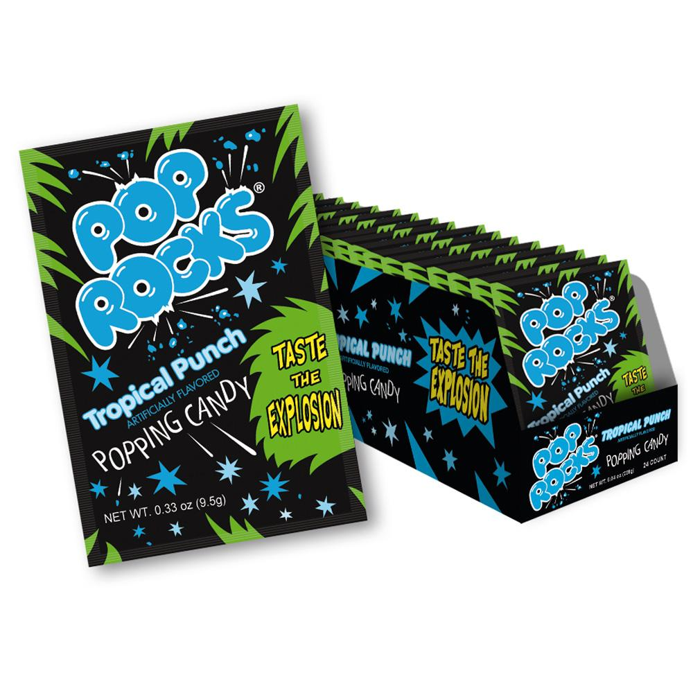 Pop Rocks Fruit Punch: 24ct