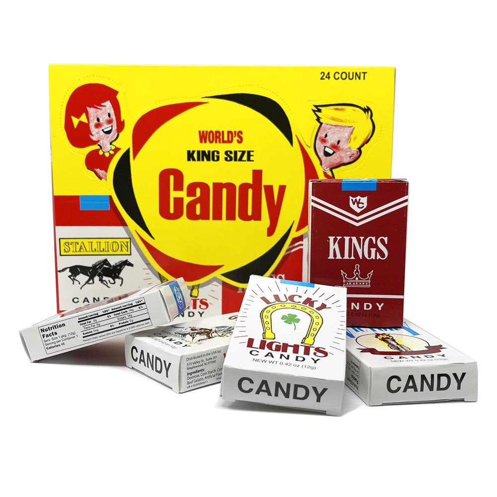 World Candy Cigarettes: 24ct