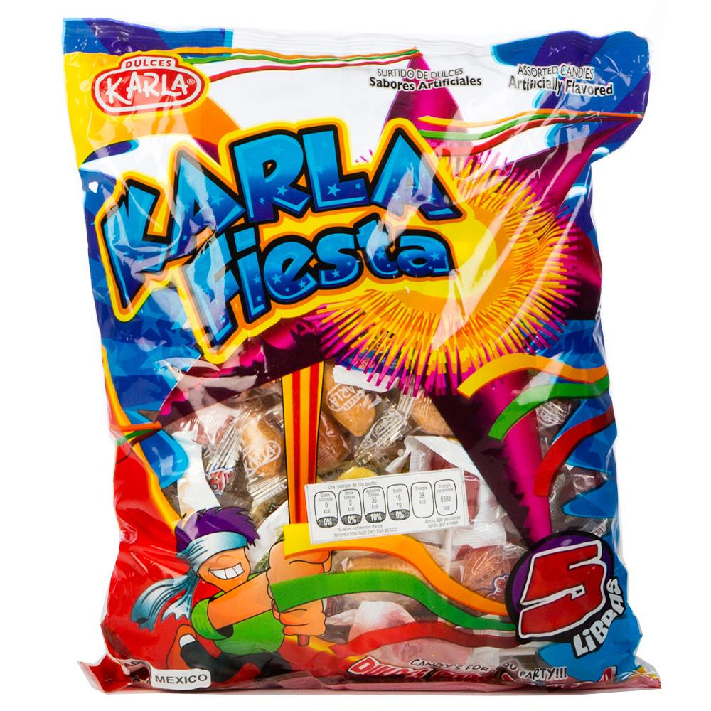 Karla Fiesta Mix Bag: 5lb