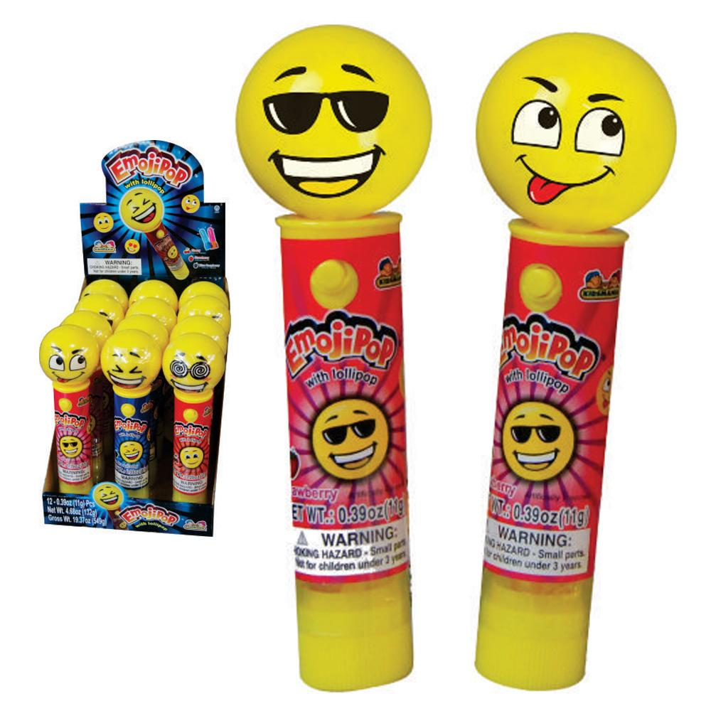 Kidsmania Emoji Pop: 12ct