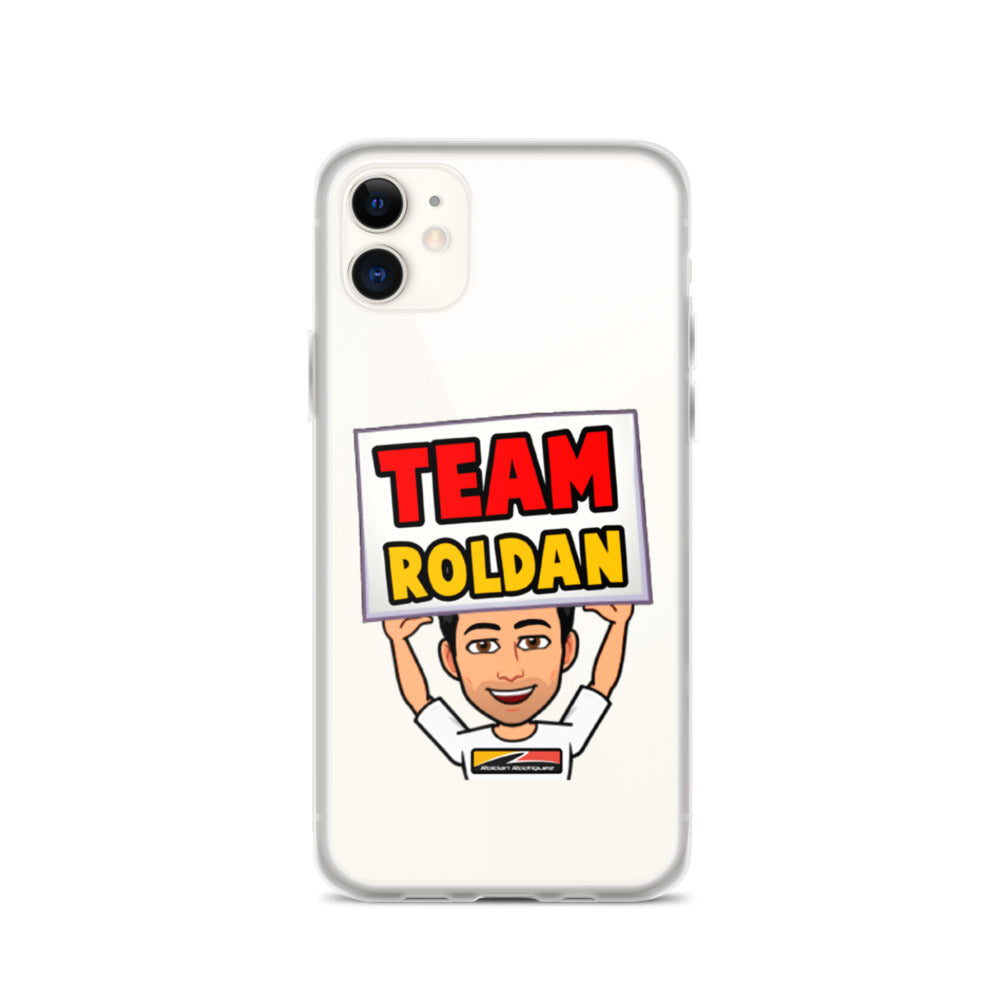 Carcasa para iPhone Team Roldan