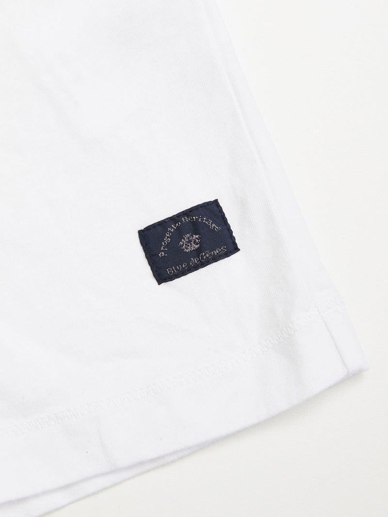 Kalk T-Shirt - WHITE