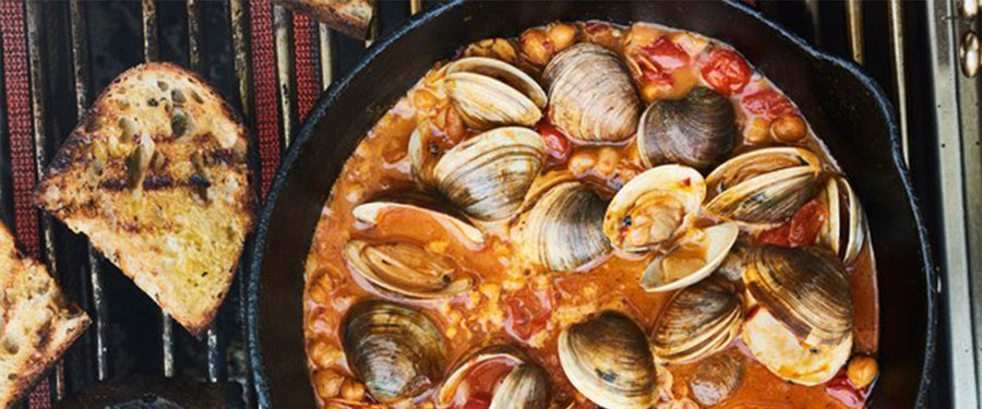 Chilli Lime Clams