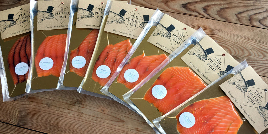 NEW: Pished Fish Smoked Salmon