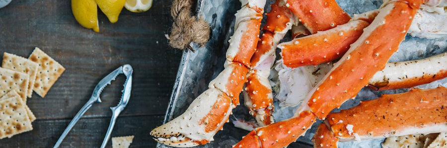 How to Prepare Arctic King Crab