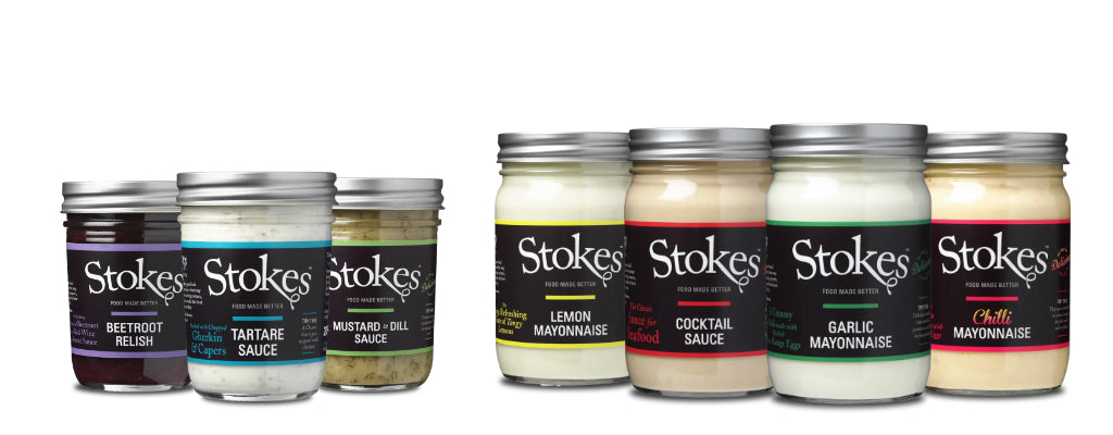 New Sauces from Suffolk
