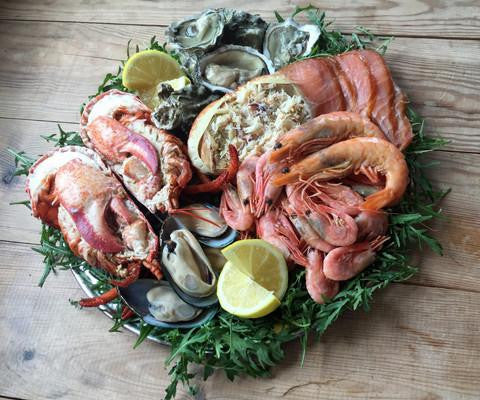 SEAFOOD PLATTERS & GIFTS