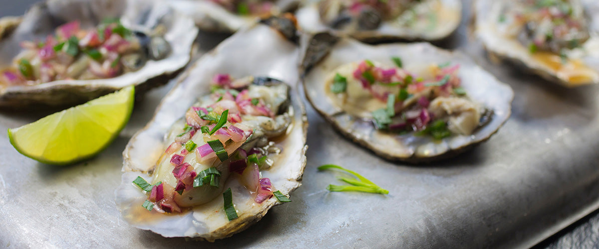 Valentines Tarragon Oysters
