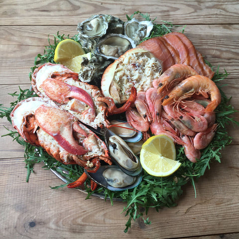Dressed Lobster   Ready to Eat   Home Delivery – Colchester Oyster Fishery