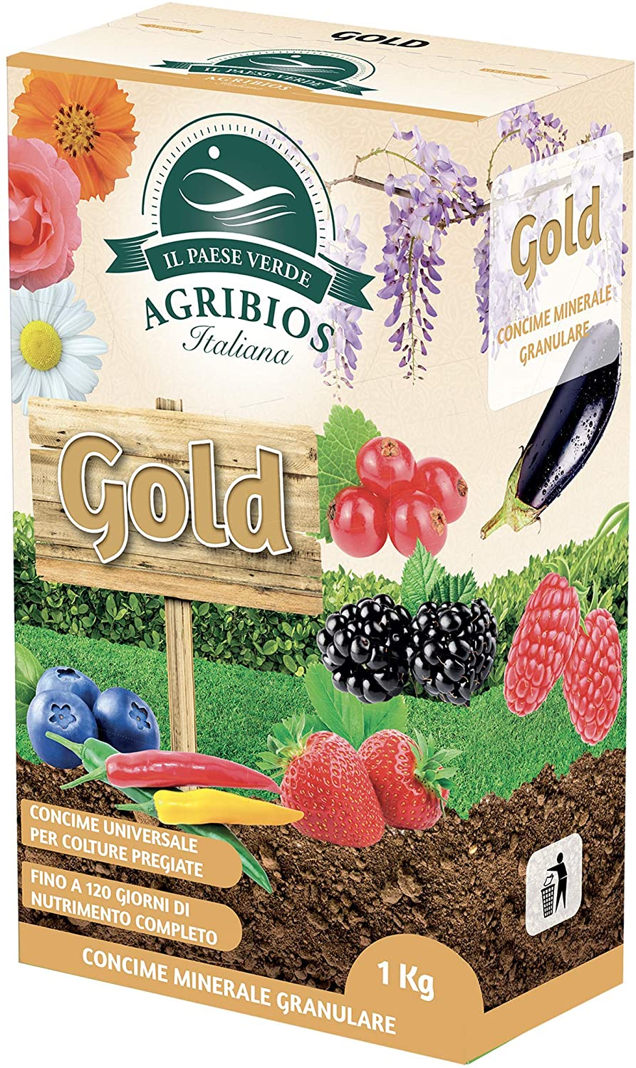 Agribios Concime Granulare Universale Gold
