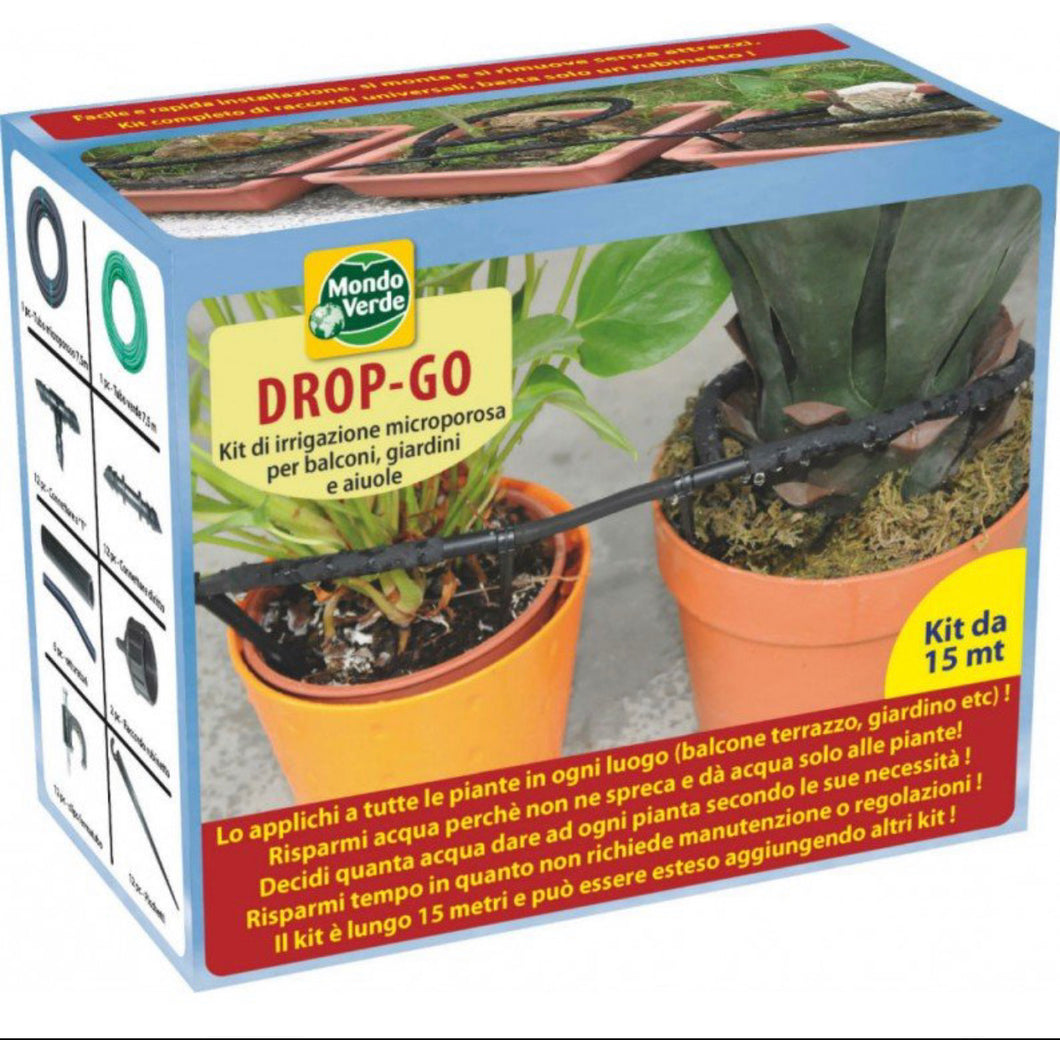 Drop-Go Kit Irrigazione Microporosa