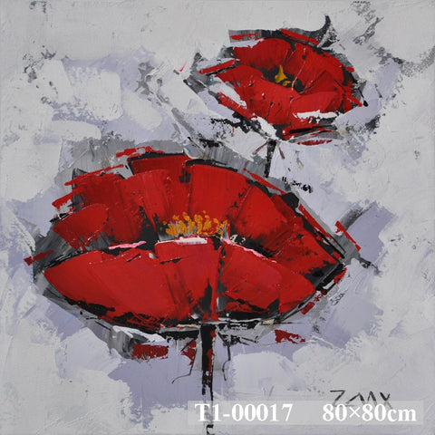 Poppies 2 Painting