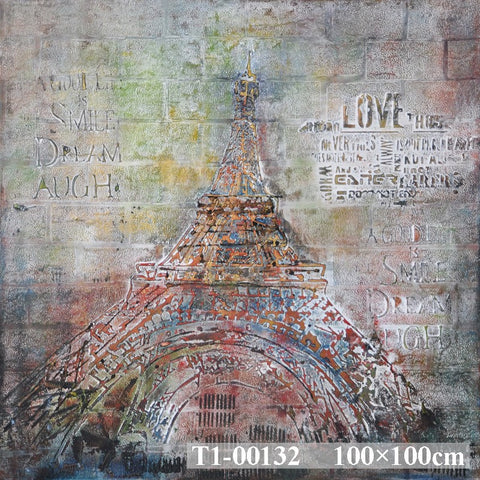 Paris with Love Painting
