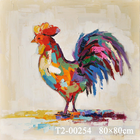 Rooster 1 Painting