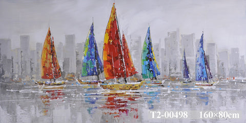 Sailing in Colour 1