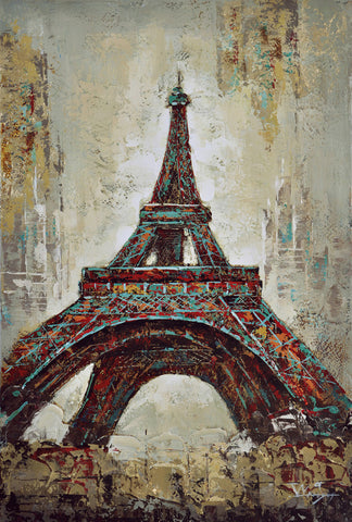 Eiffel Tower 1 Painting