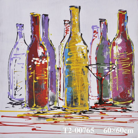 Wines White Painting