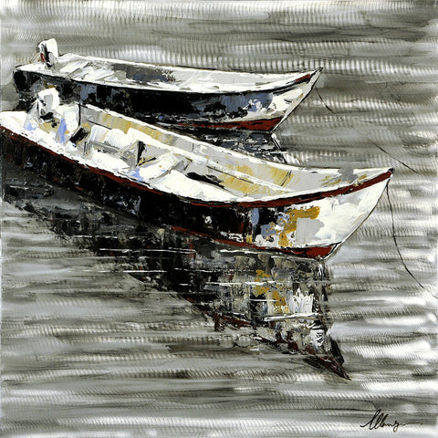 Moored Painting