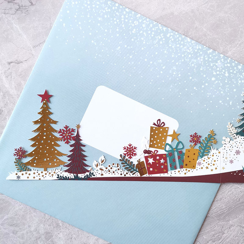 card for mother for christmas
