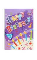 Sound Playing Birthday Cards - Q&T 3D Cards and Envelopes