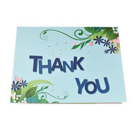 Thank You Pop Up Card - Q&T 3D Cards and Envelopes
