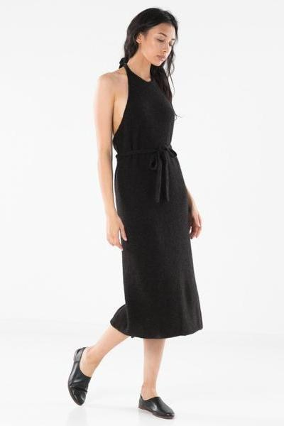Платье Base Range Knit Apron Dress