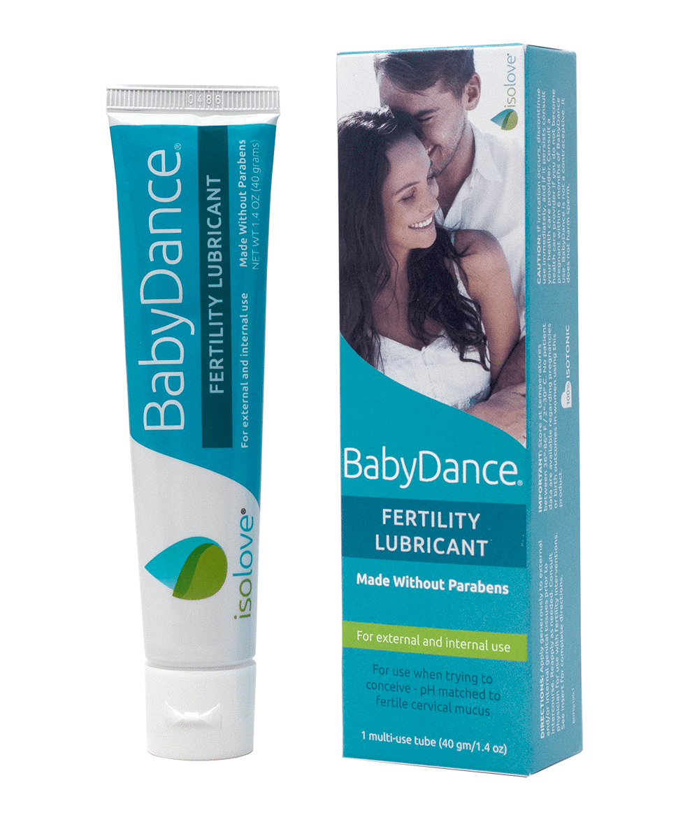 BabyDance Fertility Lubricant