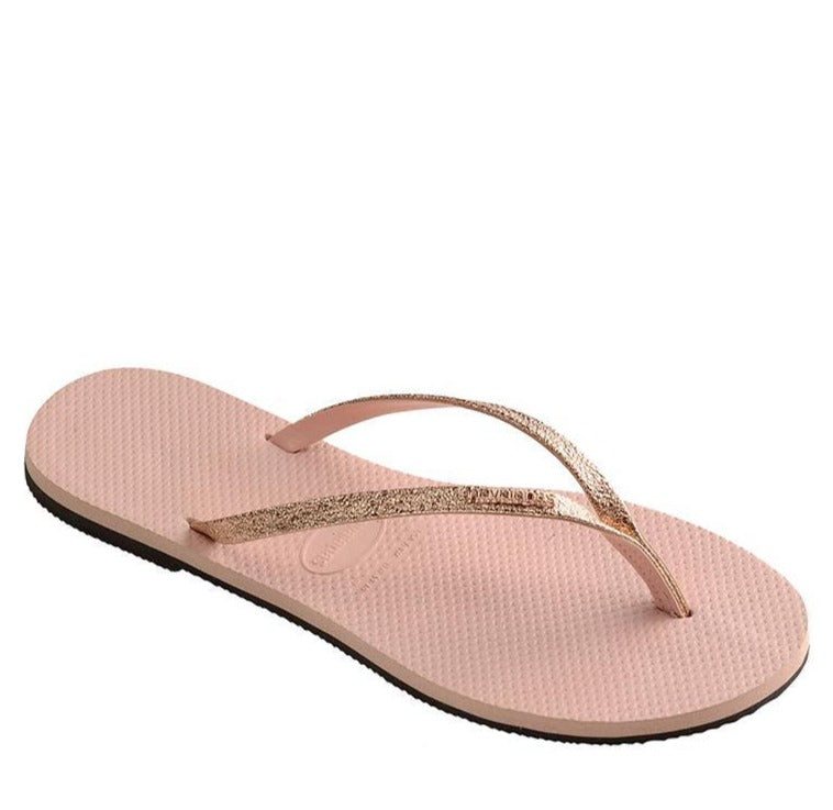 Havaianas You Shine Ballet Rose - Heels Boutique