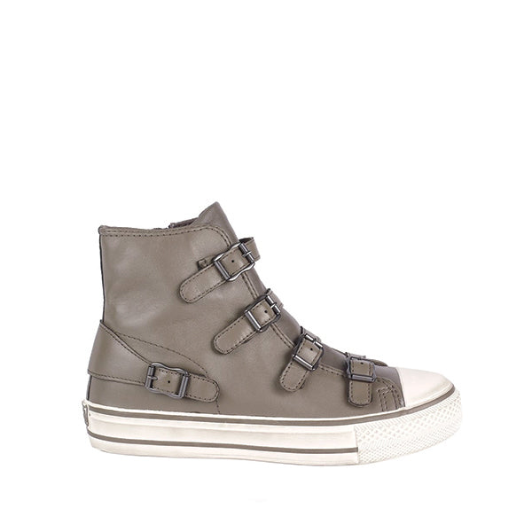 Virgin Perkish Hi-Top Buckle  Sneaker